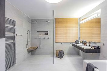 bathroom for ahandbiker