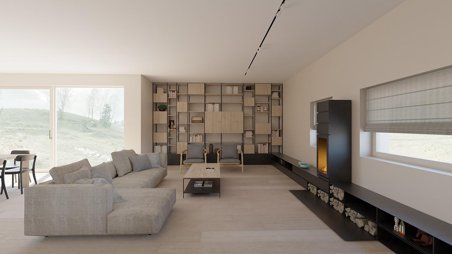 CES SVYC 01 Barbora Leblova Interiors Architecture