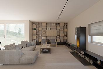 Family residence Bohemian Switzerland