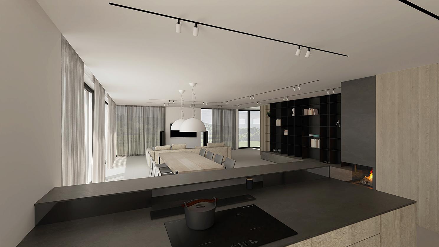 HRADISTE 04 Barbora Leblova Interiors Architecture